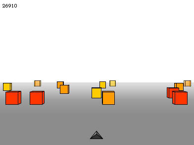 Addictive Game Called Cubefield
