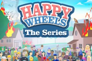 Happy Wheels – Do you like playing violent games